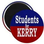 Students for Kerry Magnet (100 pack)