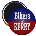Bikers for Kerry Magnet (10 pack)