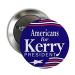 Americans for Kerry Button (10 pack)