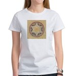 STAR OF DAVID 2 Women's T-Shirt