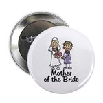 Mother of the Bride Cartoon Wedding Apparel