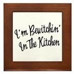 Bewitchin' In The Kitchen Plaque