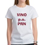Vino p.o. PRN Women's T-Shirt