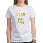 Beer p.o. PRN Women's T-Shirt