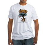 Gimmie A Hug! Fitted T-Shirt