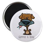 "Gimmie A Hug! 2.25"" Magnet (100 pack)"