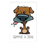 Gimmie A Hug! Postcards (Package of 8)