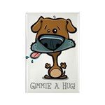 Gimmie A Hug! Rectangle Magnet (100 pack)