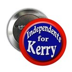 Independents for Kerry Button