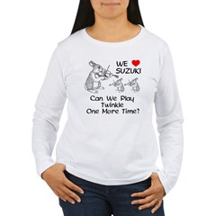 Suzuki Violin Bunnies Shirt