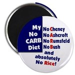 My No Carb Diet Magnet