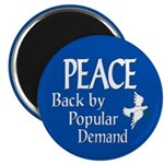 Peace is Back Magnet (100 pack)