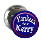 Yankees for Kerry Button (100 pack)