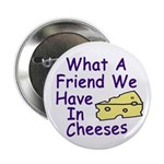 What a Friend We Have in Cheeses Button