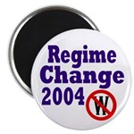 Regime Change 2004 Magnet (10 pack)
