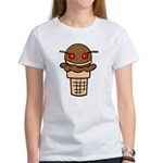Ice Cream Face Women's T-Shirt