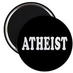 "Atheist 2.25"" Magnet (100 pack)"