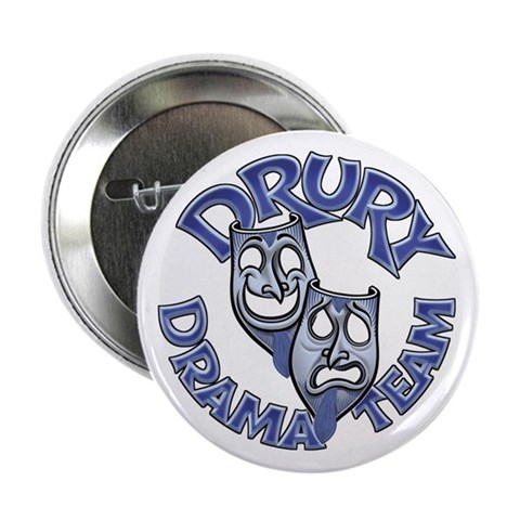 2.25 Drama Team Button 100 pack  2.25 Button 100 pack by CafePress