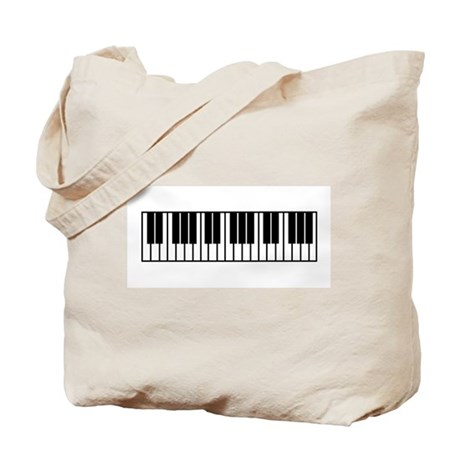 The Keyboard Players' Tote Bag
