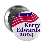 Kerry-Edwards 2004 Buttons (100 pack)