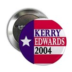 Kerry-Edwards 2004 Button