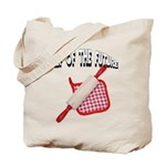 Baking Chef Of The Future Tote Bag