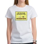 ...Spay Or Neuter... Women's T-Shirt