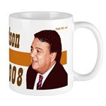 Bill Richardson 2008 Coffee Mug