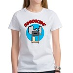 Smokin' Barbecue Women's T-Shirt