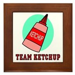 Team Ketchup Plaque