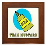 Team Mustard Plaque