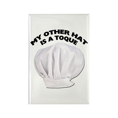 Chef's Hat Magnet