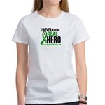Cerebral Palsy Real Hero 2 Women's T-Shirt