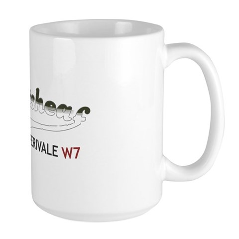 - 7.92 30 Large Mug by CafePress