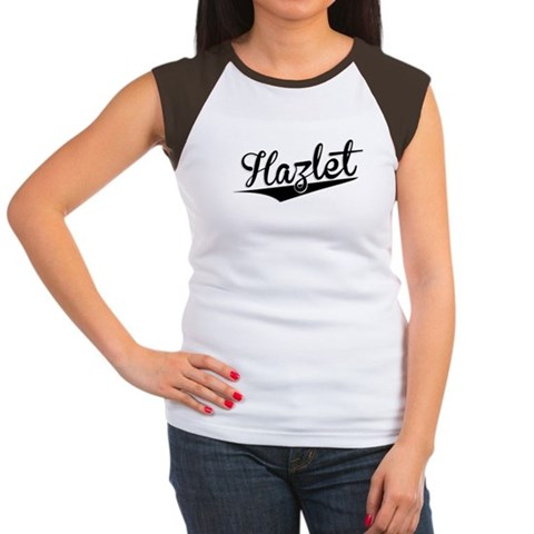 Product Image of Hazlet, Retro, T-Shirt