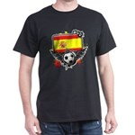 Soccer fans Spain T-Shirt