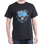 Soccer fans Greece T-Shirt