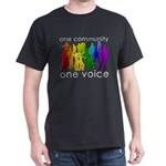 One Community One Voice T-Shirt