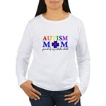 Autism Mom Proud Long Sleeve T-Shirt