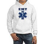 EMT Hooded Sweatshirts, paramedic and EMT designs on t-shirts, gift mugs, clocks and more!