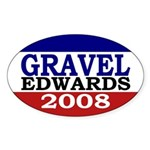 Gravel-Edwards 2008 bumper sticker