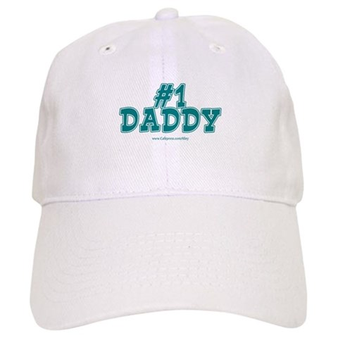 1 Daddy  Dad Cap by CafePress