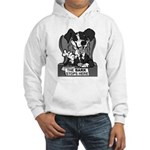 The Bark Stops Here Hooded Sweatshirt
