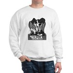 The Bark Stops Here Sweatshirt