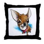 Lil' Chihuahua Throw Pillow