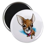 """Lil' Chihuahua 2.25"""" Magnet (10 pack)"""