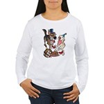 Birthday Dogs Women's Long Sleeve T-Shirt