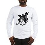 Collie Play Bows Long Sleeve T-Shirt