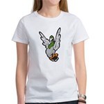 Scared Pigeon Women's T-Shirt