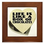 Box Of Chocolates Plaque